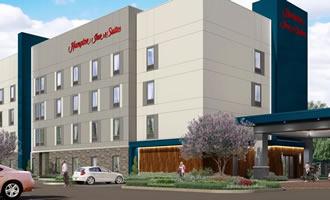 Hampton Inn Suites Rockport Fulton Tx
